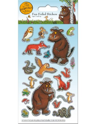 The Gruffalo Foiled Sticker Pack