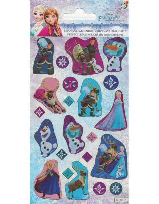 Frozen Foiled Sticker Pack