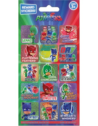 PJ Masks Reward Sticker Pack