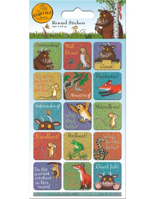 The Gruffalo Reward Sticker Pack