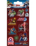 Marvel Avengers Foiled Sticker Pack