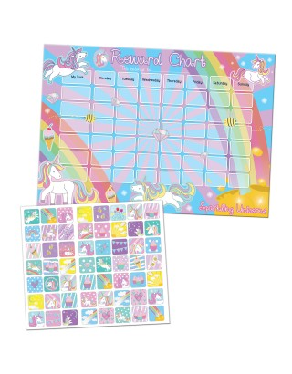 Unicorns Reward Chart