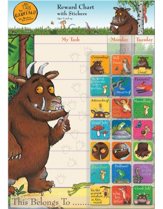 The Gruffalo Reward Chart