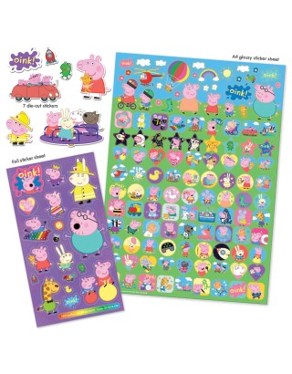 Peppa Pig Mega Pack