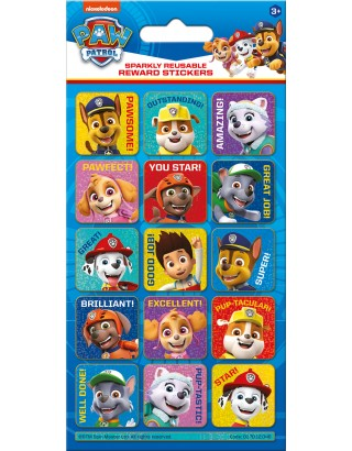 Paw Patrol Reward Sticker Pack