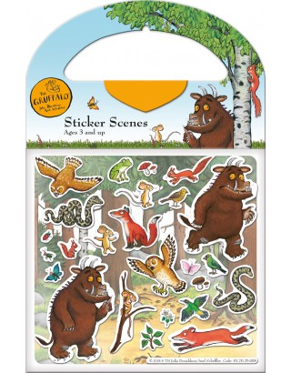 The Gruffalo Sticker Scenes
