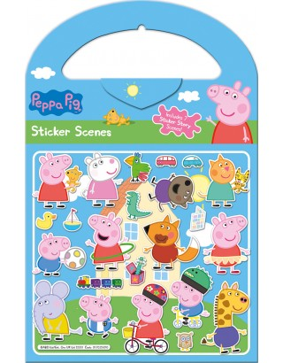 Peppa Pig Sticker Scenes