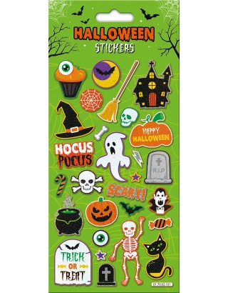Hocus Pocus Large Foiled Sticker Pack