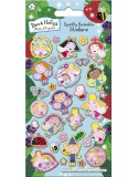 Ben and Holly Foiled Sticker Pack