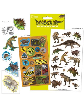 Natural History Museum Dinosaurs Assortment Pack