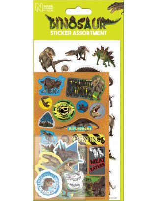 NHM Dinosaurs Assortment Pack