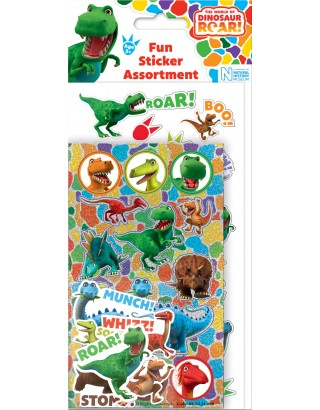 Dinosaur Roar Assortment Pack