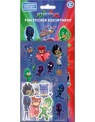 PJ Masks Assortment Pack