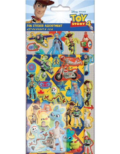 Toy Story 4 Assortment Pack