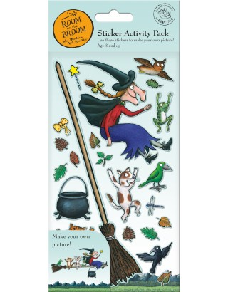 Room on the Broom Sticker Activity Pack