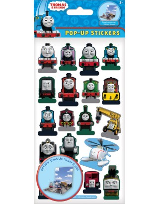 Thomas & Friends Pop-Up Stickers