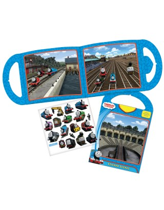 Thomas and Friends Sticker Scenes