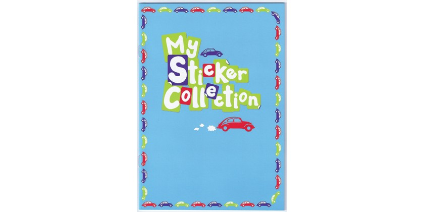 NEW! Sticker Albums
